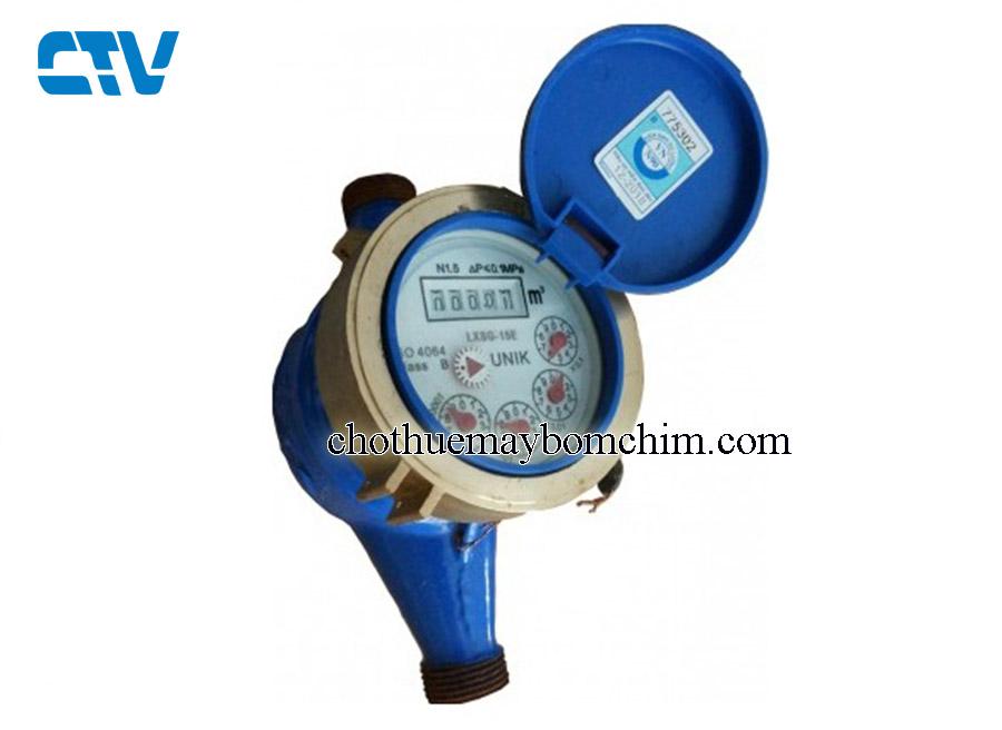 Đồng hồ nước Đài Loan Unik DN15