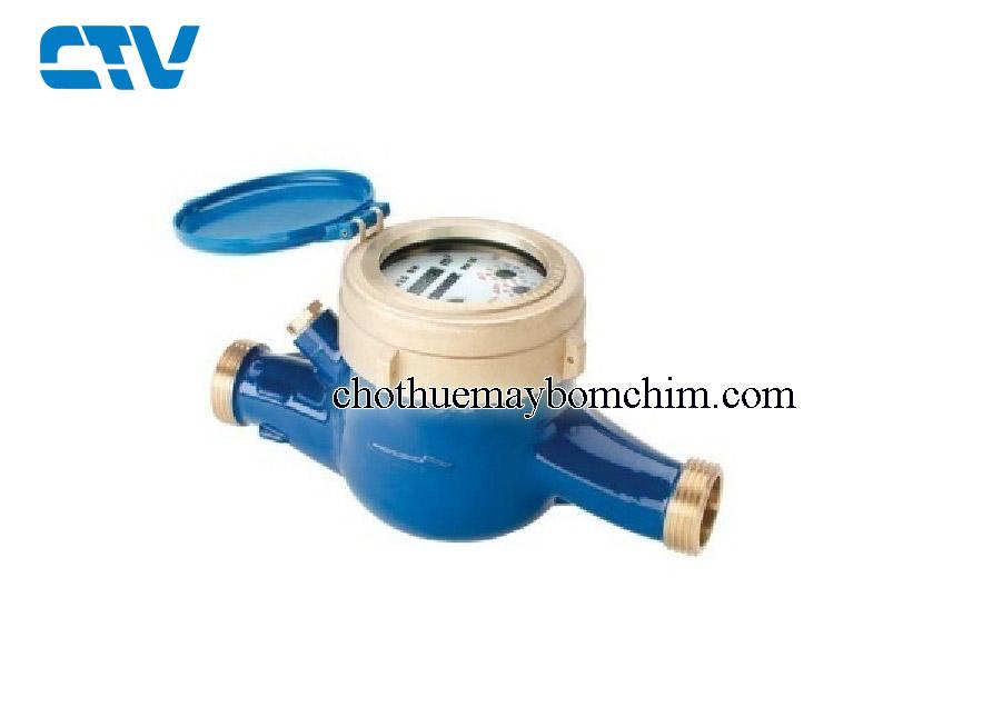 Đồng hồ đo lưu lượng nước Zenner DN32