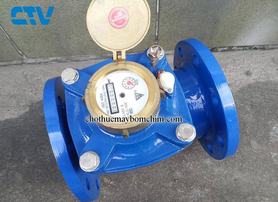Đồng hồ nước Fuzhou-Fuda DN100
