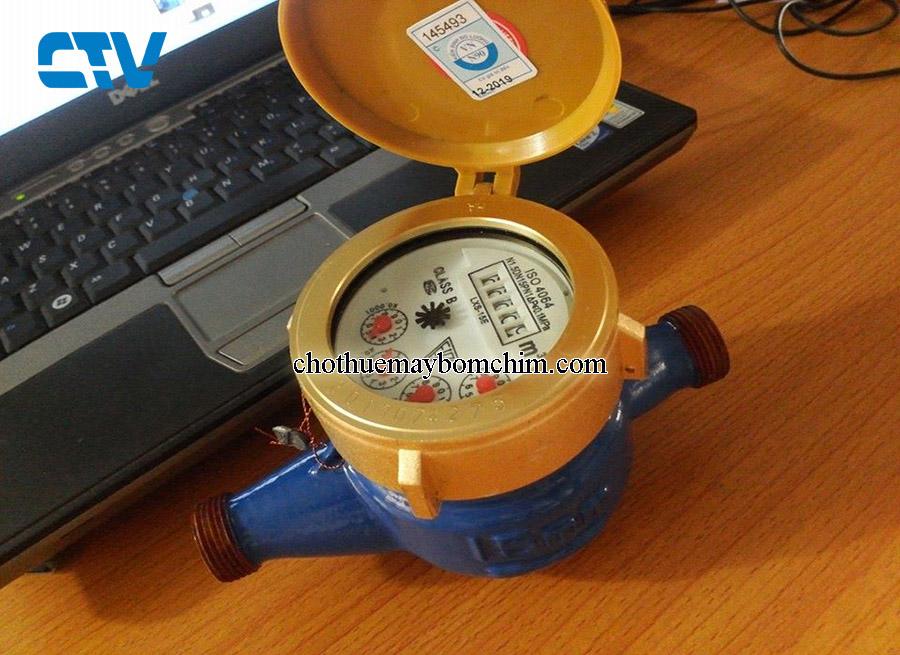 Đồng hồ nước Fuzhou-Fuda DN20