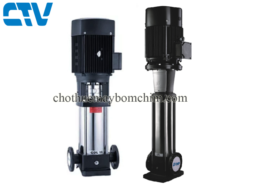 CNP CDL 20 - 7 - Máy bơm nước, Máy bơm nước trục đứng CNP CDL